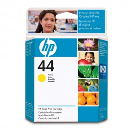 51644YE HP 44 YE струйный картридж HP жёлтый