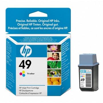 51649AE HP 49 струйный картридж HP цветной