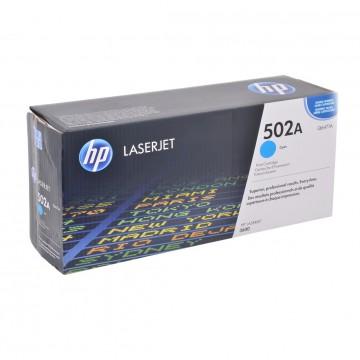 Q6471A HP 502A оригинальный лазерный картридж HP голубой, ресурс - 4000 страниц