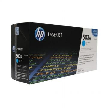 Q7581A HP 503A лазерный картридж HP голубой