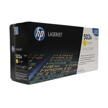 Q7582A HP 503A лазерный картридж HP жёлтый