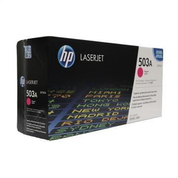 Q7583A HP 503A оригинальный лазерный картридж HP пурпурный, ресурс - 6000 страниц