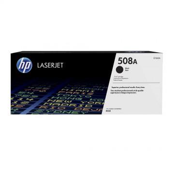 HP 508A Black | CF360A оригинальный лазерный картридж - черный, 6000 стр