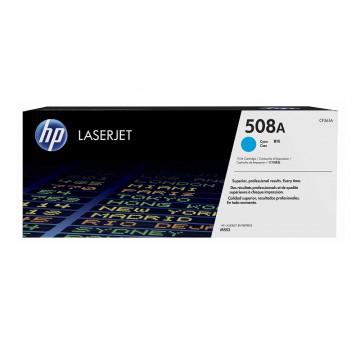 HP 508A Cyan | CF361A оригинальный лазерный картридж - голубой, 5000 стр