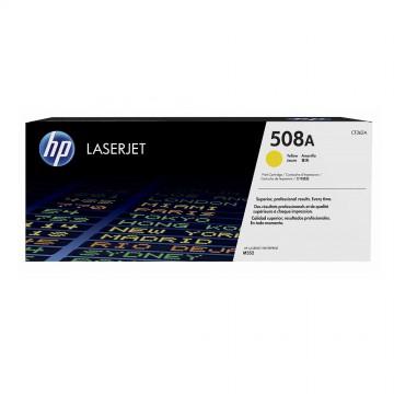 HP 805A Yellow | CF362A оригинальный лазерный картридж - желтый, 5000 стр