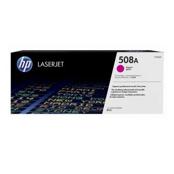 HP 508A Magenta | CF363A оригинальный лазерный картридж - пурпурный, 5000 стр
