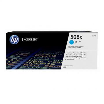HP 508X Cyan | CF361X оригинальный лазерный картридж - голубой, 9500 стр