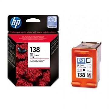 C6658AE HP 58 оригинальный струйный картридж HP фото, ресурс - 125 фото 10 х 15