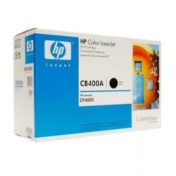 CB400A HP 642A оригинальный лазерный картридж HP чёрный, ресурс - 7500 страниц