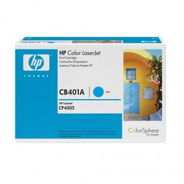 CB401A HP 642A оригинальный лазерный картридж HP голубой, ресурс - 7500 страниц