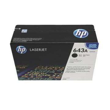 HP 643A Black | Q5950A оригинальный лазерный картридж - черный, 11000 стр