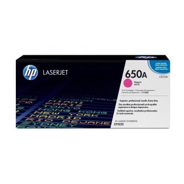 HP 650A Magenta | CE273A оригинальный лазерный картридж - пурпурный, 15000 стр