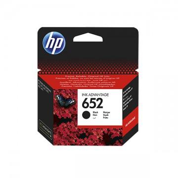 HP 652 Black | F6V25AE оригинальный струйный картридж - черный, 360 стр