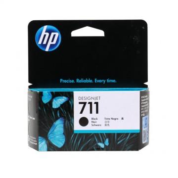 HP 711 Black | CZ129A оригинальный струйный картридж - черный, 38 мл