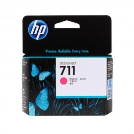 711 Magenta | CZ131A оригинальный струйный картридж HP, 29 мл., пурпурный