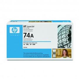 92274A HP 74A лазерный картридж HP чёрный