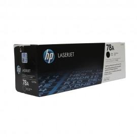 CE278A HP 78A оригинальный лазерный картридж HP чёрный, ресурс - 2100 страниц