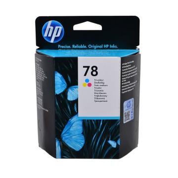 C6578DE HP 78DE струйный картридж HP цветной