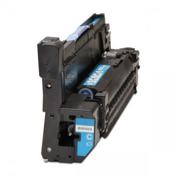 HP 824A Cyan Drum | CB385A оригинальный фотобарабан - голубой , 23000 стр