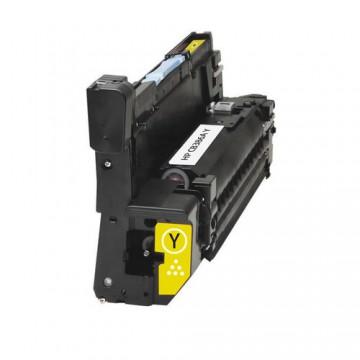 HP 824A Yellow Drum | CB386A оригинальный фотобарабан - желтый , 23000 стр