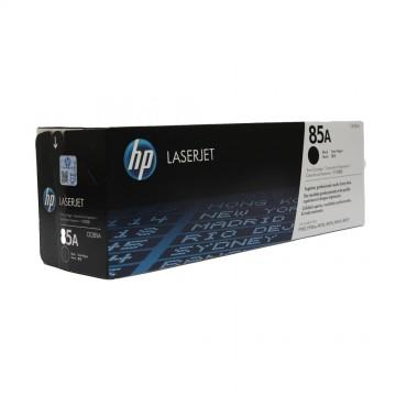 CE285A HP 85A оригинальный лазерный картридж HP чёрный, ресурс - 1600 страниц