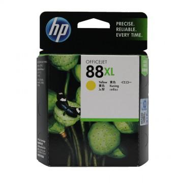 C9393AE HP 88XL Yellow оригинальный струйный картридж HP жёлтый, ресурс - 1540 страниц