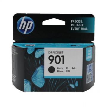 CC653AE HP 901 Black оригинальный струйный картридж HP чёрный, ресурс - 200 страниц