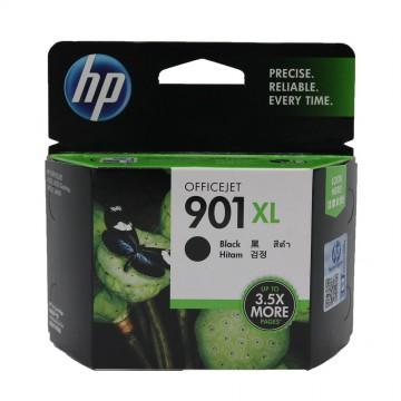 CC654AE HP 901XL Black оригинальный струйный картридж HP чёрный, ресурс - 700 страниц