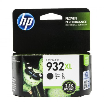 HP 932 XL Black | CN053AE оригинальный струйный картридж - черный, 1000 стр
