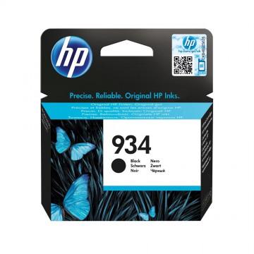 HP 934 Black | C2P19AE оригинальный струйный картридж - черный, 400 стр