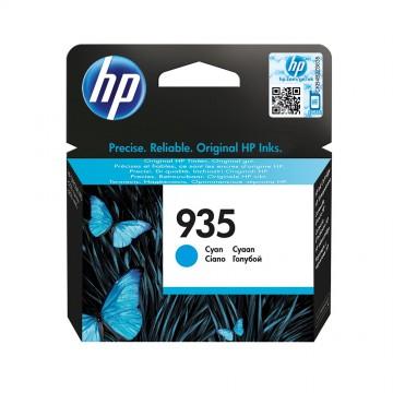 HP 935 Cyan | C2P20AE оригинальный струйный картридж - голубой , 400 стр