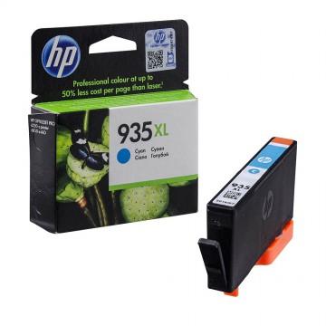 HP 935 XL Cyan | C2P24AE оригинальный струйный картридж - голубой , 825 стр