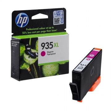 HP 935 XL Yellow | C2P26AE оригинальный струйный картридж - желтый , 825 стр