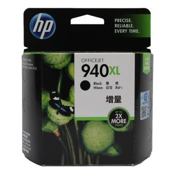 C4906AE HP 940 XL Black оригинальный струйный картридж HP чёрный, ресурс - 2200 страниц