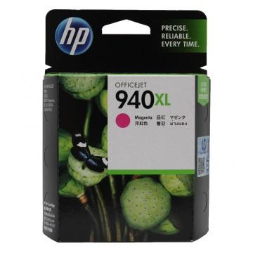 C4908AE HP 940 XL Magenta оригинальный струйный картридж HP пурпурный, ресурс - 1400 страниц
