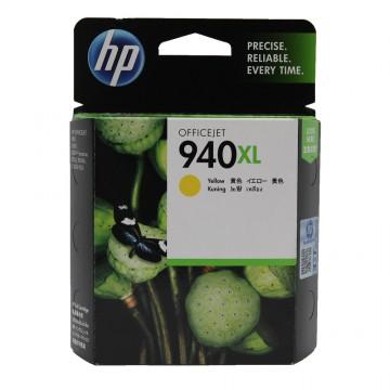 HP 940 XL Yellow | C4909AE оригинальный струйный картридж - желтый, 1400 стр