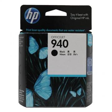 C4902AE HP 940 Black оригинальный струйный картридж HP чёрный, ресурс - 1000 страниц