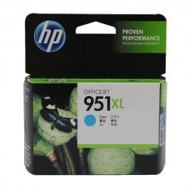 CN046AE HP 951XL Cyan оригинальный струйный картридж HP голубой, ресурс - 1500 страниц