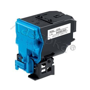 Konica Minolta TNP-22C Toner | A0X5452 оригинальный тонер картридж - голубой, 6000 стр