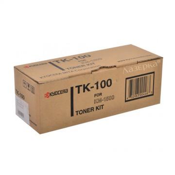 Kyocera TK-100 | 370PU5KW оригинальный тонер картридж - черный, 6000 стр
