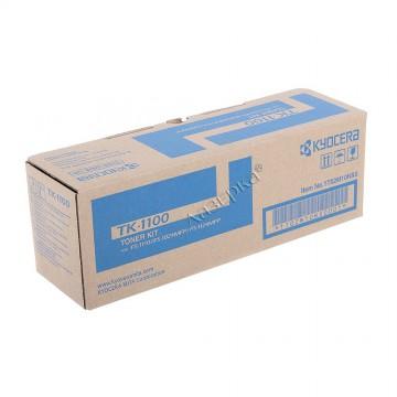 Kyocera TK-1100 | 1T02M10NX0 оригинальный тонер картридж - черный, 2100 стр