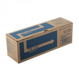 TK-130 оригинальный лазерный тонер картридж Kyocera черный, ресурс - 7200 страниц