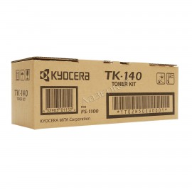 TK-140 | 1T02H50EUC тонер картридж Kyocera, 4000 стр., черный