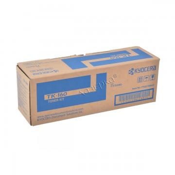 Kyocera TK-160 | 1T02LY0NLC оригинальный тонер картридж - черный, 2500 стр