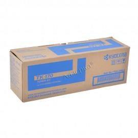 TK-170 оригинальный лазерный тонер картридж Kyocera черный, ресурс - 7200 страниц