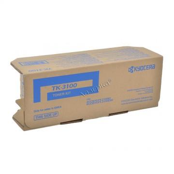 Kyocera TK-3100 | 1T02MS0NL0 оригинальный тонер картридж - черный, 12500 стр
