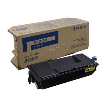 Kyocera TK-3150 | 1T02NX0NL0 оригинальный тонер картридж - черный, 14500 стр
