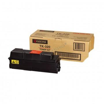 Kyocera TK-320 | 1T02F90EUC оригинальный тонер картридж - черный, 15000 стр