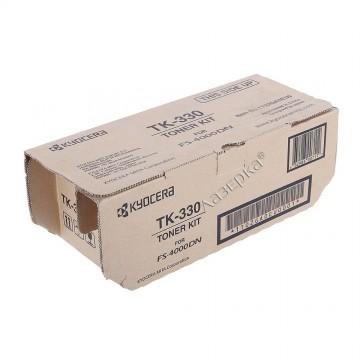Kyocera TK-330 | 1T02GA0EUC оригинальный тонер картридж - черный, 20000 стр