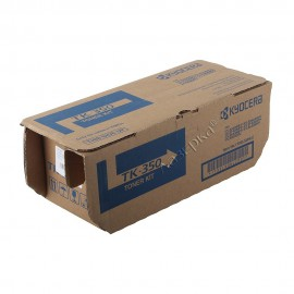 TK-350 оригинальный лазерный тонер картридж Kyocera черный, ресурс - 15000 страниц